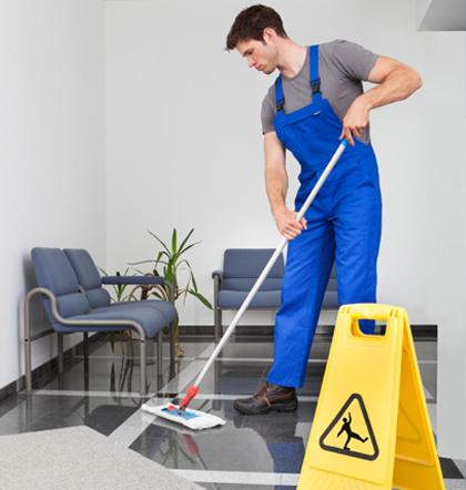 limpieza integral de edificios
